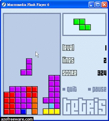 俄羅斯方塊 Tetris