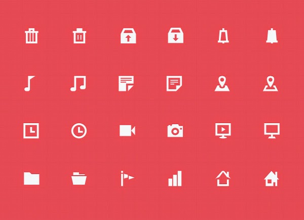 30 Free Icons (with PSD) by Bluroon free download ikon ikon gratis