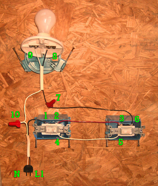 3 Way Lighting Circuit further Wiring 3 way switch besides Jabscoshop About Pressurised Fresh Water Pumps also 7uvmi Hook Light Switch Red Black additionally How Can I Eliminate Some Of The Switches In A 4 Way Circuit. on 6 way switch wiring methods