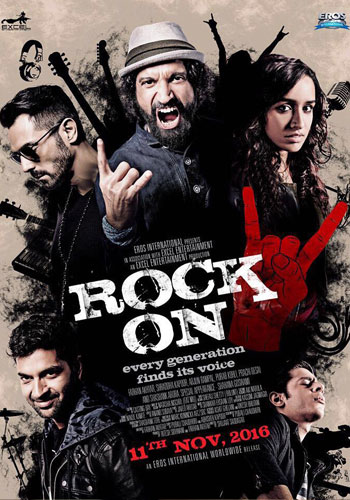 Rock On 2 (2016) Full Movie Download 720P