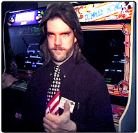 Billy Mitchell en el documental The King of Kong