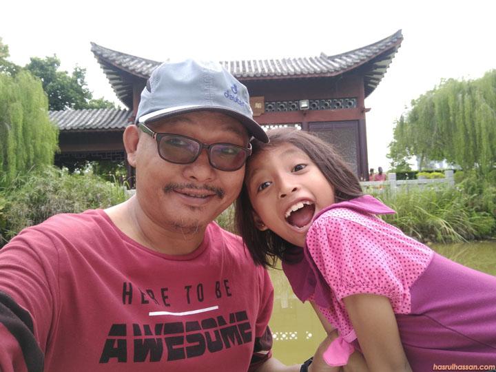 Taman Persahabatan Malaysia China, Lokasi Photoshoot Menarik