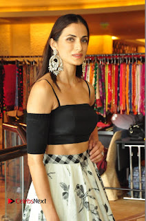 Actress Model Shilpa Reddy Pictures at Haute Affair Launch 0063