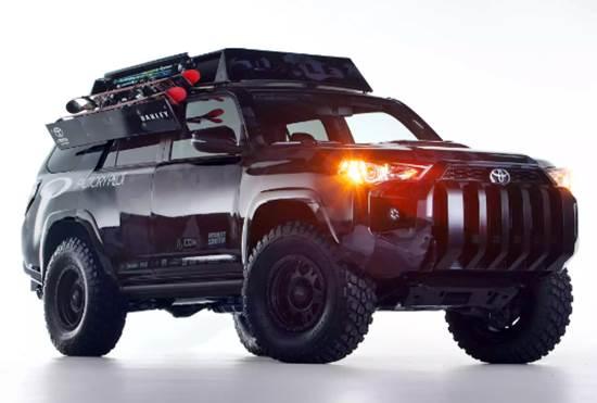 2018 Toyota 4runner Release Date