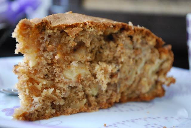 Baharatlı Elmalı Kek Tarifi