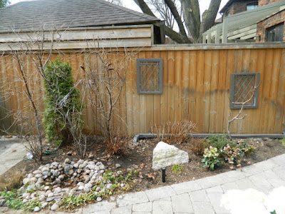 Leaside Toronto Spring Garden Clean up after by Paul Jung Gardening Services