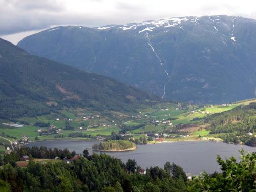 Baläifossen falls – Noruega