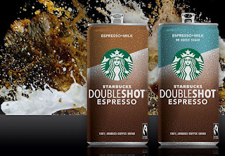 Prueba el café Starbucks DoubleShot