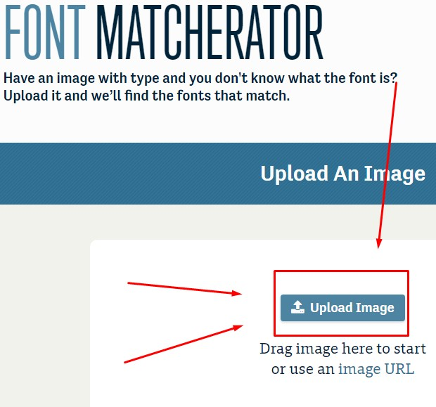 Cara Mengetahui Jenis dan Nama Font yang Ada di Gambar Dengan Font Matcherator 2019