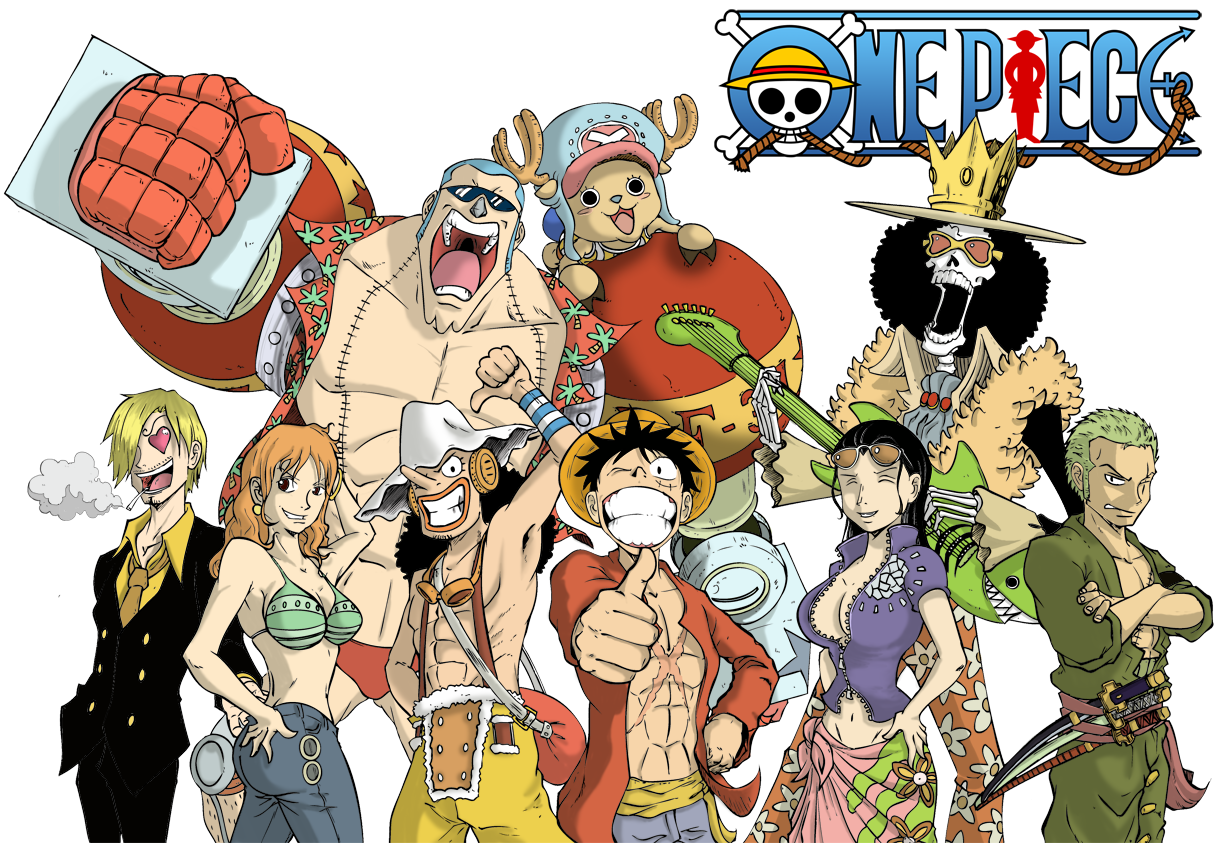 One Piece Luffy After ...