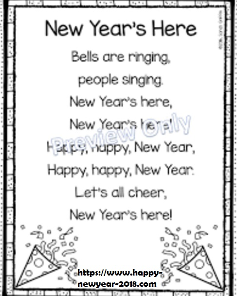new year poems. new year new poems new quotes. happy new year poems ...