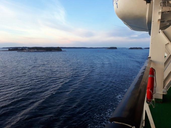 Risteily Turusta Tukholmaan Baltic Princessillä