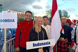 Tim U-15 Indonesia Gothia Cup