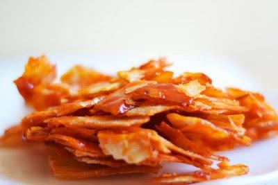 Resep Kripik Pisang Karamel Pedas Dan Manis