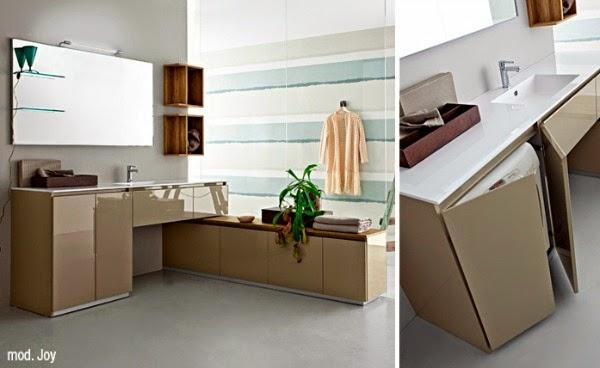 Consigli per la casa e l 39 arredamento mobile copri for Armadietti per bagno