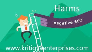 harms of negative-SEO