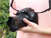 Harga Kamera Canon EOS 1300D Terbaru Tahun 2018