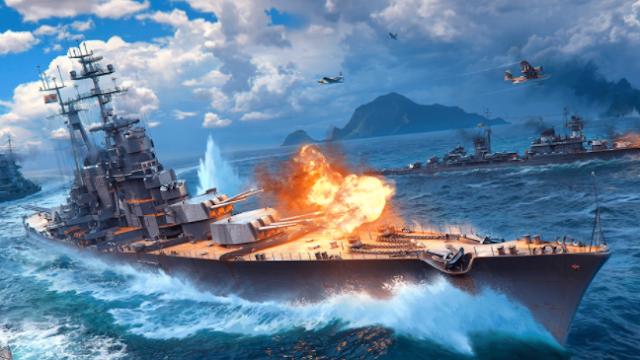 Review World of Warships Blitz: Jadi Kapten dan Hancurkan Semua Kapal Laut Musuh!