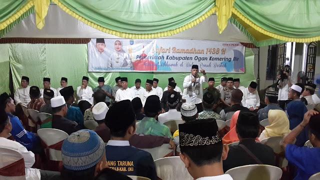 Soal Jalan Rusak, Iskandar : Tandanya kita Sedang Membangun