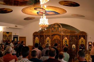 Sfantul Maslu, Parohia Ortodoxa Romana Elche-Spania