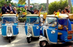 Tuk Tuk Safari: Fun tours and things to do in Colombo