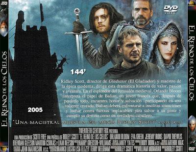 El Reino de los Cielos - [2005]