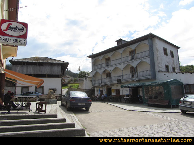 Ruta Hoces del Esva: Atravesando San Pedro de Paredes