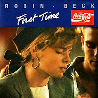 First time. Robin Beck