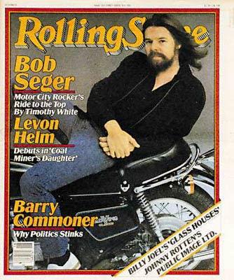 June Softly Biker Blog Bob Seger