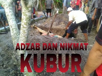 Adzab Dan Nikmat Kubur