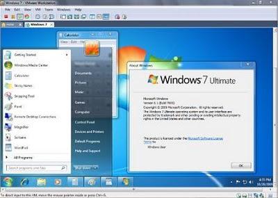 VMware Workstation 8.1