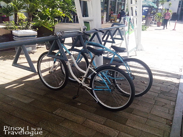 Bikes for rent in Nuvali