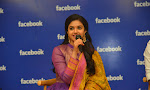 Keerthi Suresh at facebook hyd office-thumbnail