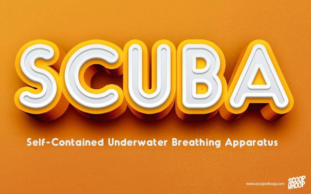 SCUBA-SELF-CONTAINED-UNDERWATER-BREATHING-APPARATUS