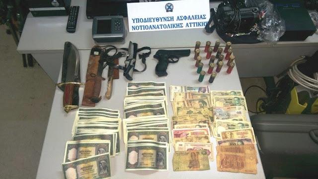 Αλβανός που εργαζόταν ως κηπουρός σε εξοχικές κατοικίες, συνελήφθη για 56 διαρρήξεις στα Μεσόγεια!