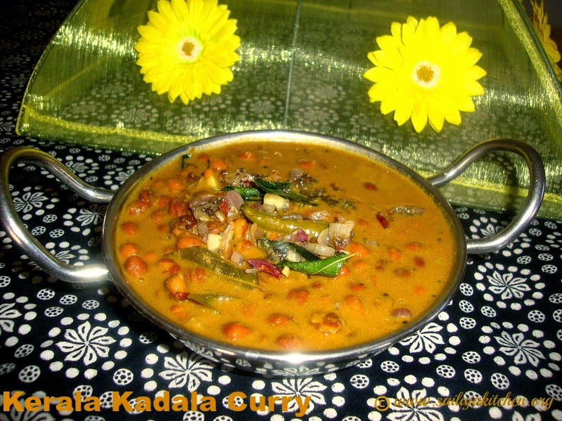 images for Kerala Kadala Curry Recipe / Kadala Curry Recipe /  Kerala Style Kadala Curry Recipe