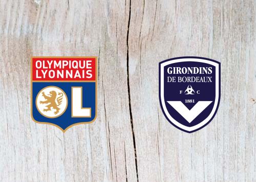 Lyon vs Bordeaux - Highlights 03 November 2018