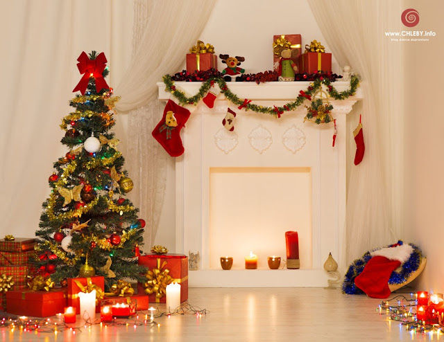 Boże Narodzenie w Stanach Zjednoczonych
