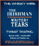 Walsh Whiskey Tweet Tasting