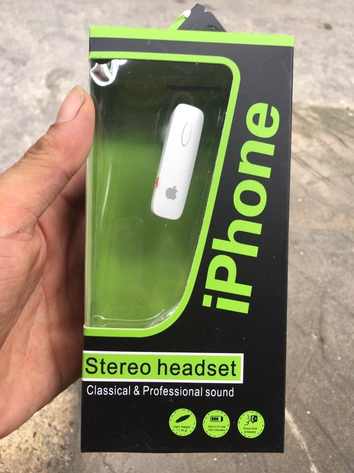 Tai nghe bluetooth ST iPhone giá sỉ và lẻ rẻ nhất 0340