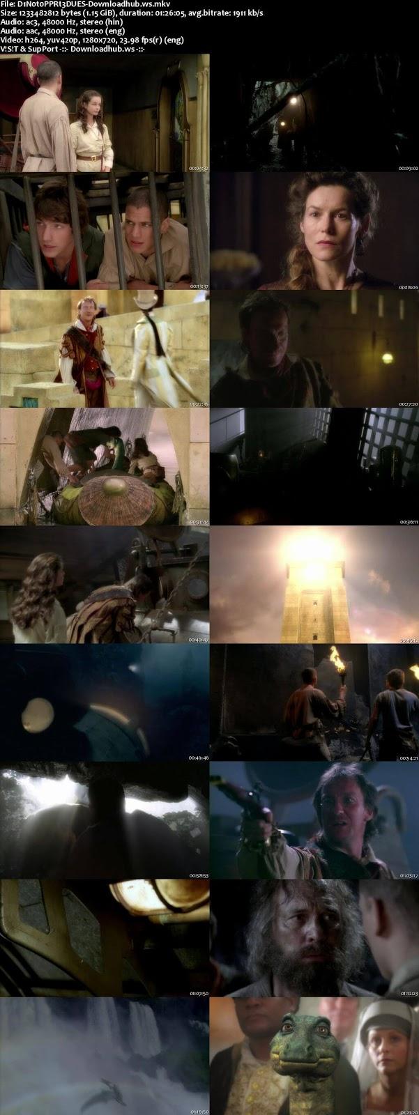Dinotopia 2002 Part 3 Hindi Dual Audio 720p BluRay Free Download