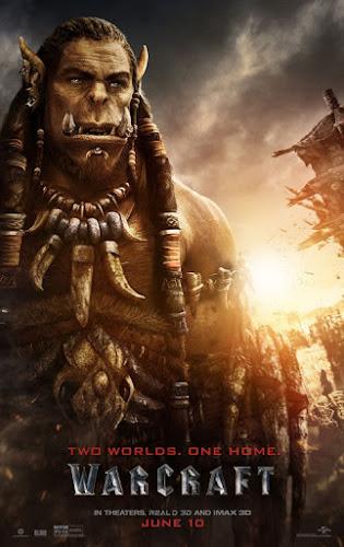 Warcraft (BRRip 720p Dual Latino / Ingles) (2016)