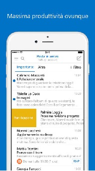 Outlook per iOS