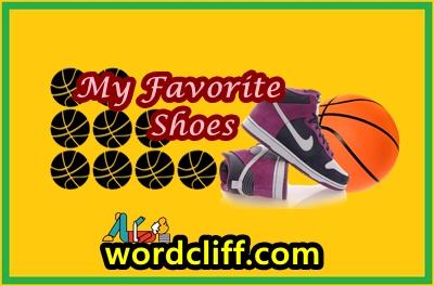 Contoh Descriptive Text Singkat Tentang Sepatu Kesayangan