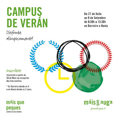 Campus de Verán en Vigo - MAIS QUE AUGA