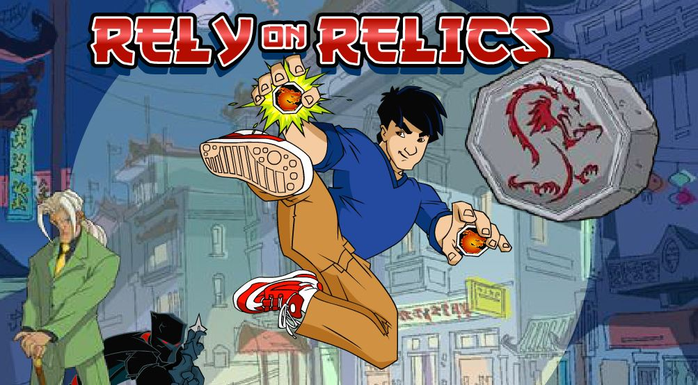 Rely On Relics Jackie Chan Adventures Play Online - PLAY ...