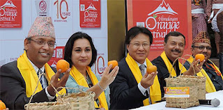Himalayan Orange Festival & Rural Tourism Bazaar