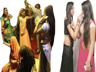 baar girl earn 28 lakh in one night