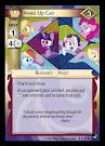 My Little Pony Wake Up Call High Magic CCG Card