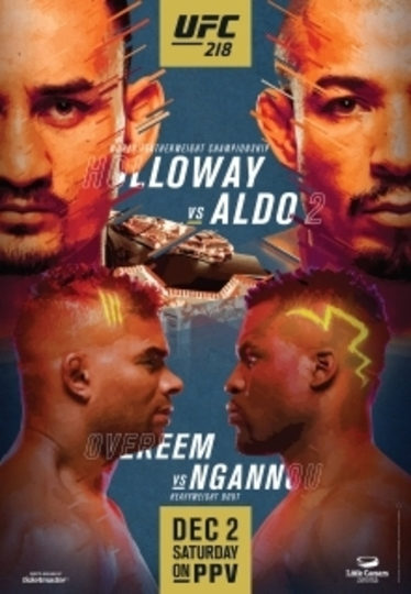 Watch UFC 218 Online Free 2017 Putlocker